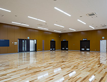 福岡市立博多体育館